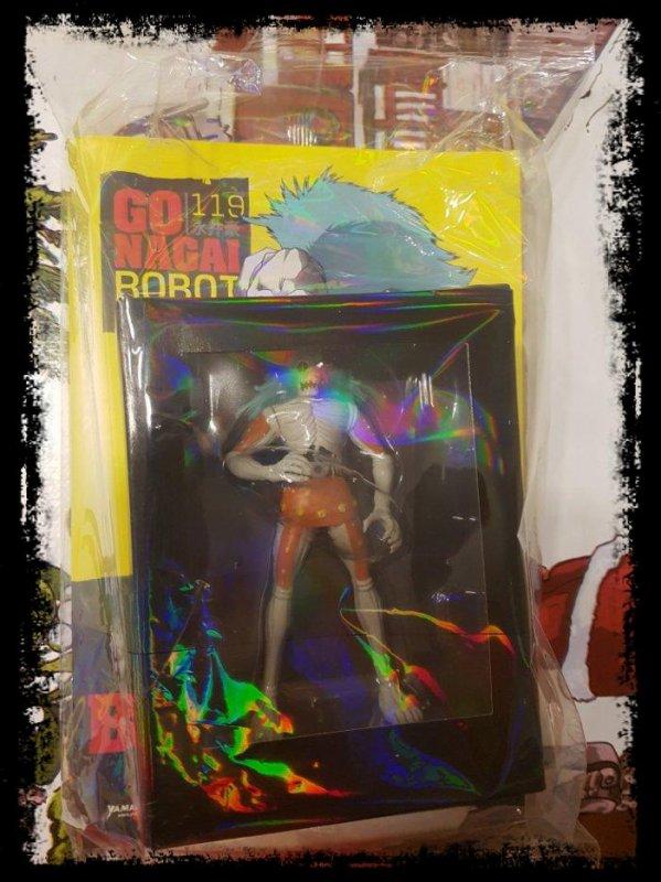 Boonest S9 - Mazinger Z - Go Nagai - Livet avec figurine, No 119