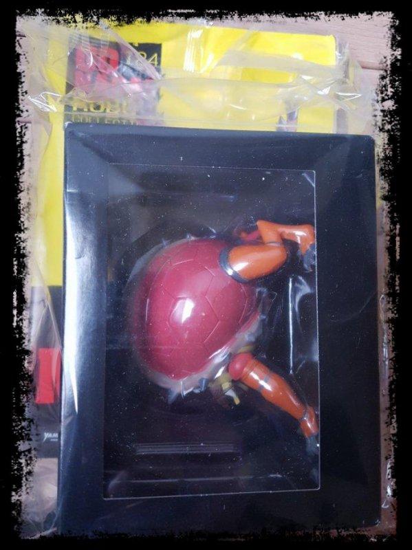 Mamor - Jeeg - Go Nagai - Livet avec figurine, No 124