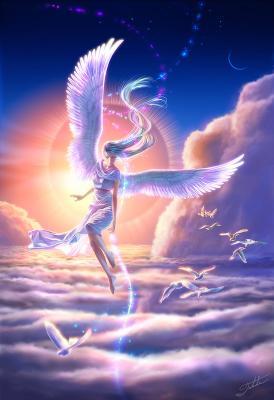 ... rêve ... un Ange ...