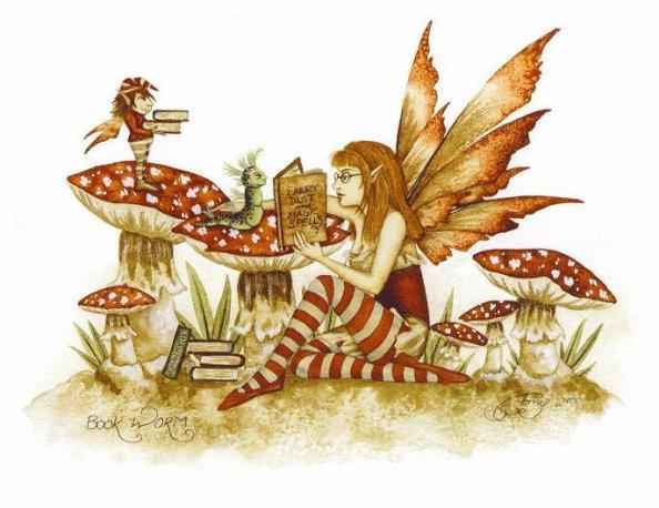 ... les fées ... vu par Amy Brown ...