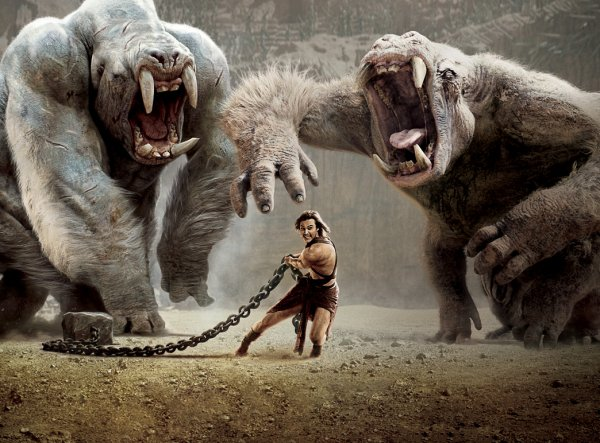 DVD ---> Film : John Carter