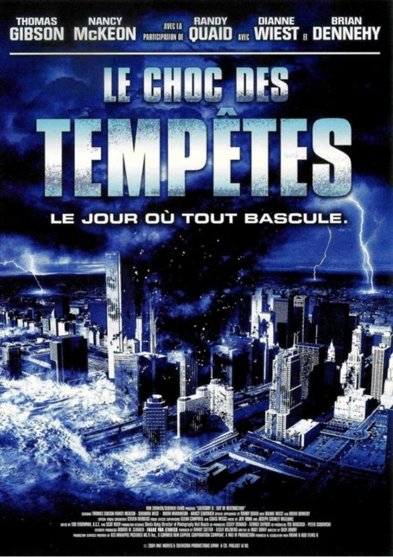 DVD ---> Film : Le choc des Tempêtes