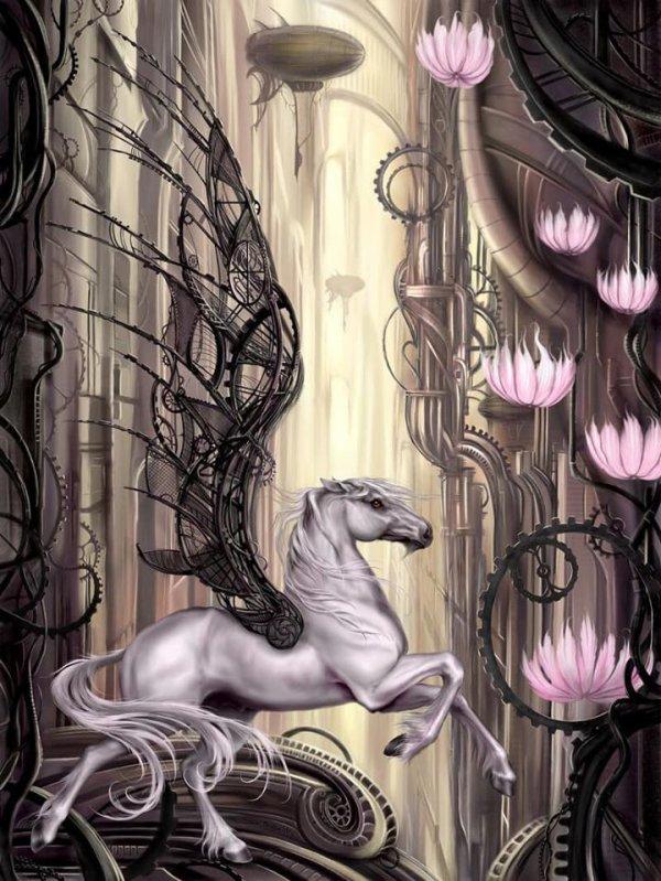 illustration par susann houndsville