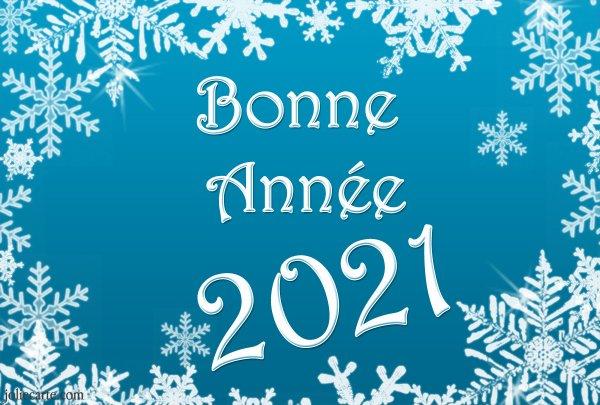Bonne et heureuse année ^ ^