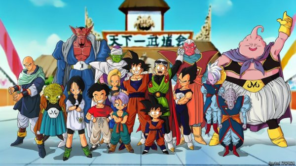 soirées ... mangas : Dragon Ball et Dragon Ball Z