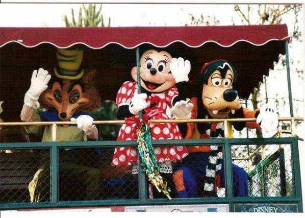 Mickey ...