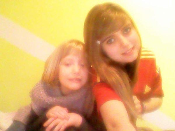 Moi et Maelle <3