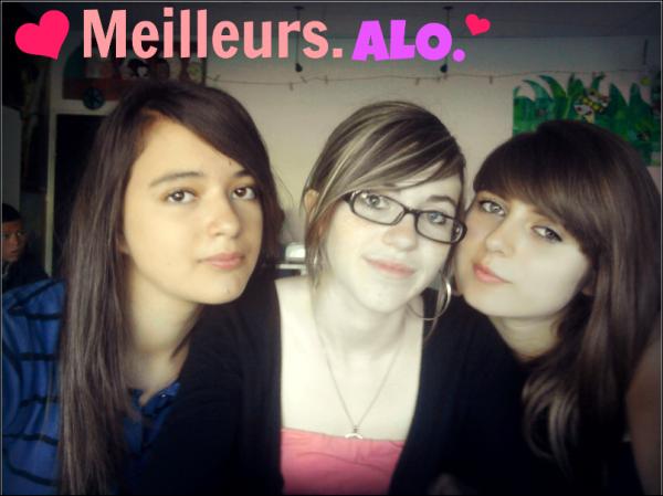Laura,Océane & Moi
