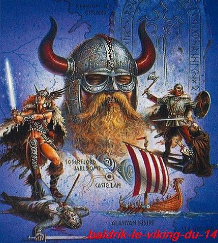 prrénoms normands et vikings