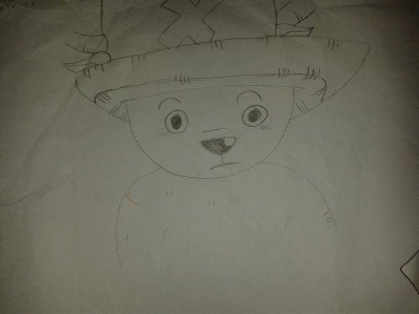 Jai retrouver de vieux dessin qui date de la 6eme dans mon bureau O_o, vous aimer ? :)