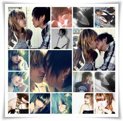 <3 Hyuna & Nicolas <3 {Pix 2}