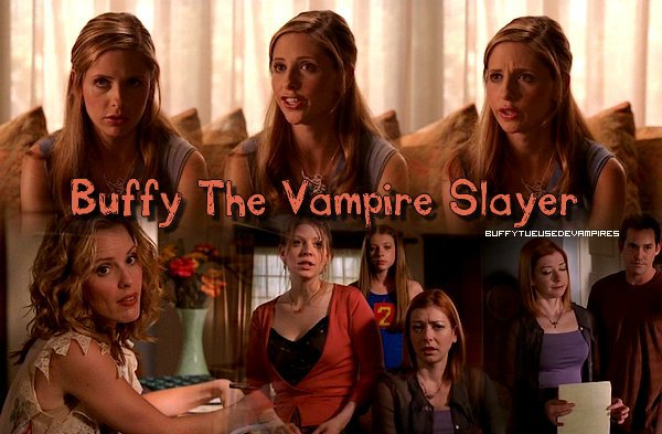 > Buffytueusedevampires.skyrock.com Buffy The Vampire Slayer