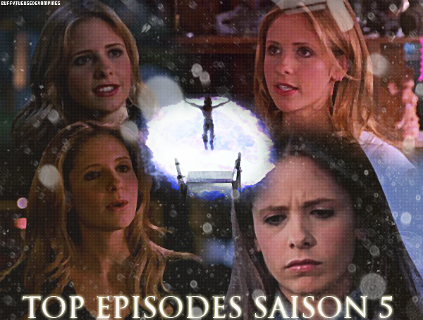 Top Episodes Saison 5