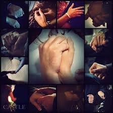 Caskett Handshake ❤