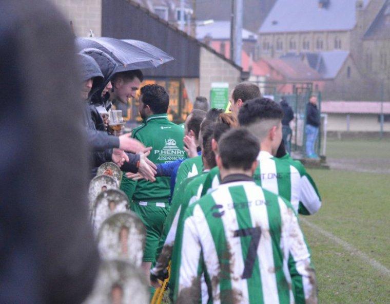 Ittre B - RU Saint-Gilloise B 2-0