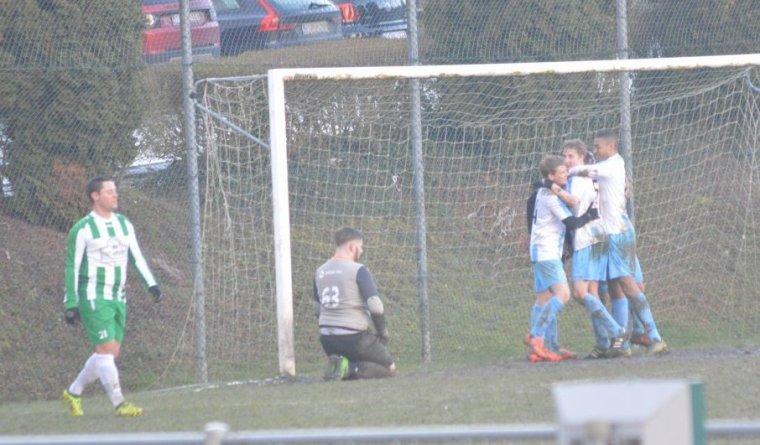 Bierges - Ittre A 1-0