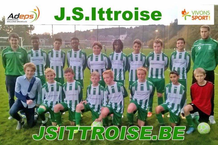 Coupe U-14... Ittre - Stéphanois 3-1