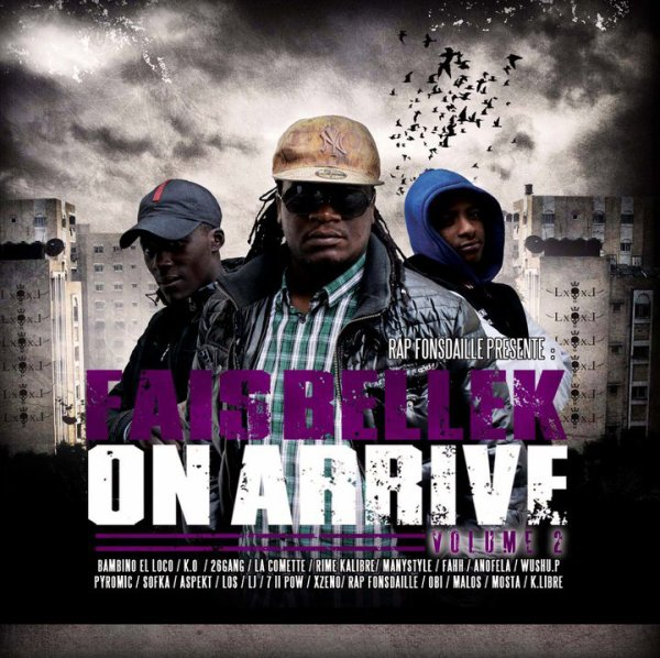 sa arrive lourd fais bellek on arrive volume 2