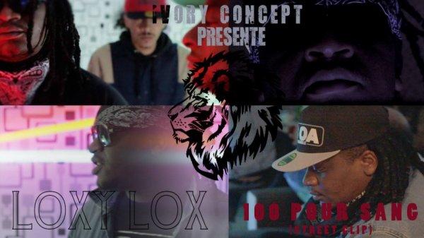 "FBOA STREET(SAISON 1 -EPISODE 1) STREET CLIP ""100POURSANG"" LOXYLOX-DIXG PROD-bs2 IVORY CONCEPT"