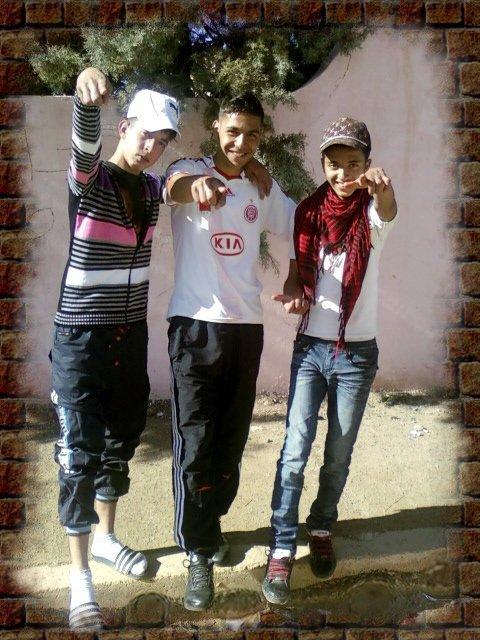 moi and l3chran