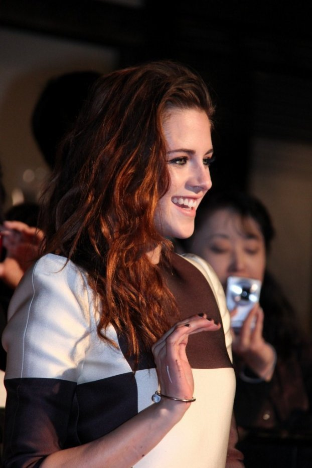 01.12.13 - Kristen Stewart, la nouvelle James Bond Girl ?