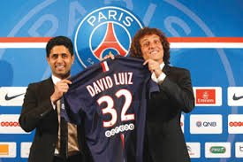 Bienvenue a David Luiz