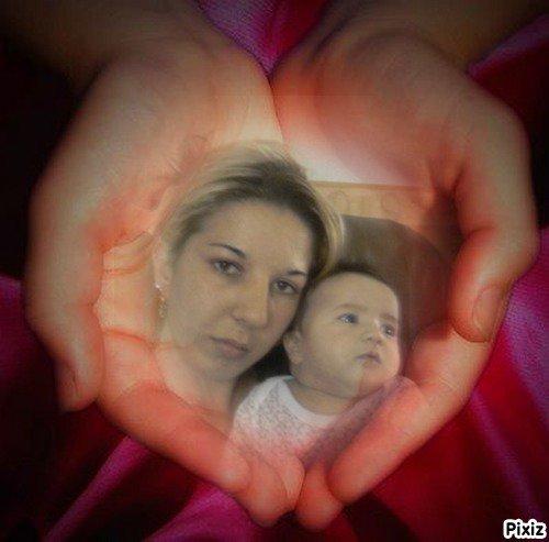 moi et ma niece la melina