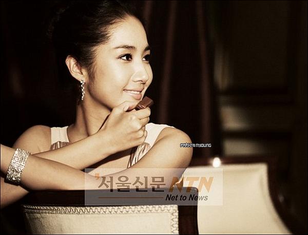 Bienvenue sur ParkMinYoung !   Bienvenue sur ParkMinYoung ta source sur la talentueuse actrice sud coréenne !