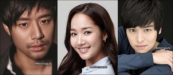 """Cast du prochain drama de Park Min Young révélé + Scène coupée de City Hunter + Photos personnelles de Park !   Le Cast du prochain drama """"Man Of Honor"""" de Park Min Young a été révélé ! Il s'agit de Chun Jung Myung et de Lee Jang Woo ! + Vidéo marrante de Park Min Young venant d'une scène coupée de City Hunter (épisode 11) où elle fait la """"makeup-dance"""" à Lee Min Ho ! + Photo personnelle de Park Min Young publiée sur Twitter !"""