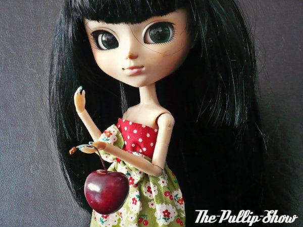 Le temps des cerises...