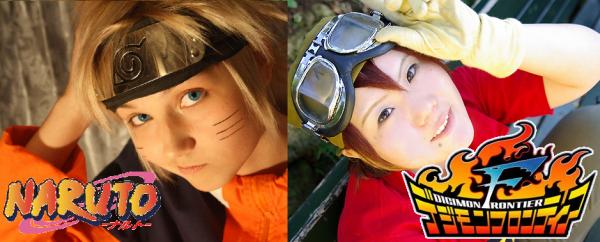 Bienvenue sur le blog : Naruto, Digimon Frontier « Cosplay »