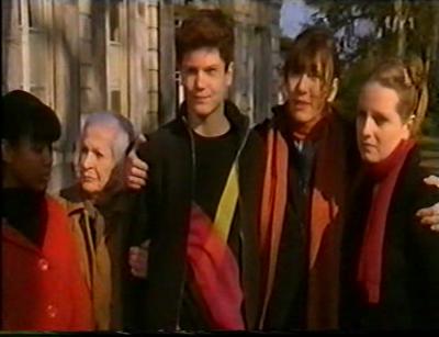 Famille d'accueil, fin des tournages