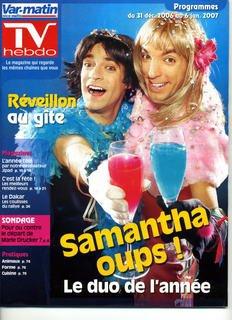 Samantha oups !