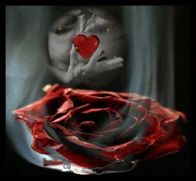 Mon Amour  Tout a commencé quand nos regards se sont croisés, Tu as renversé mon coeur, tu l'as fait chaviré. Un vent d'amour m'a fait perdre la tête Notre histoire est née pour ne pas qu'elle s'arrête. Notre amour grandit de jour en jour Je te laisse entrer et ferme mon coeur à double tour.  Tout devient beau et merveilleux Quand je vais me noyer au large de tes yeux. Des sentiments encore ignorés se sont crées Il faut les conserver et ne jamais les briser. Dans tes bras je pars m'envoler Dans un monde doux et sucré.  La flamme de mes yeux s'est allumée Le soir ou nos lèvres se sont touchées. Aujourd'hui le destin nous appartient À nous seul de savoir prendre le même chemin. Mon amour pour toi est le plus grand Je n'ai aucun doute sur mes sentiments.  Je t'aime.