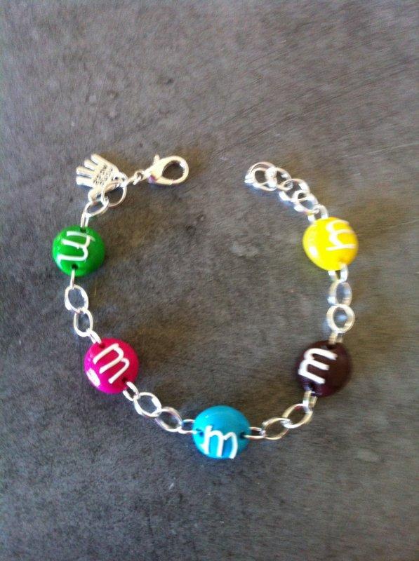 ~ Bracelet M&m's ~