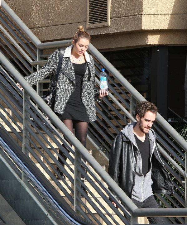 Miley em Studio City