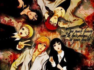 Pub, Manga : Yamato Nadeshiko