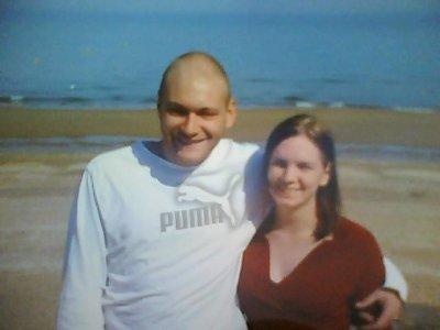 moi et ma femme que jaime