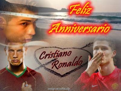 anniversaire ronaldo