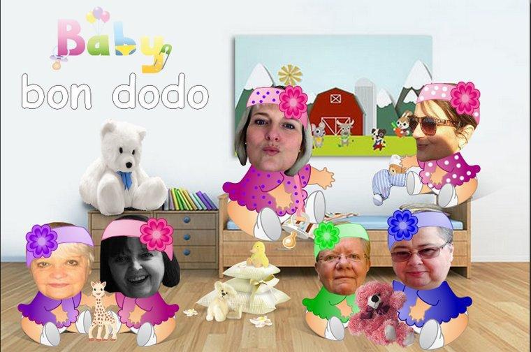 TRES  JOLIE  DODO  OFFERT  PAR  MON  AMIE  SANDRINE  POUR  LES  MISS  BABYS    (l)
