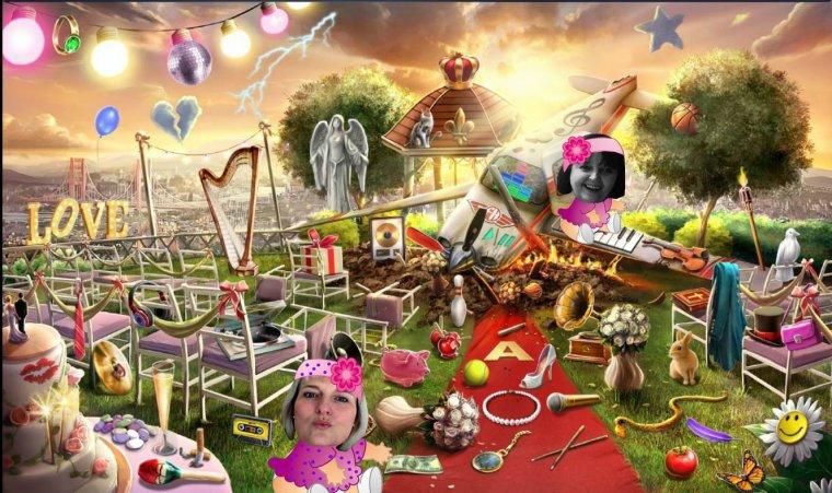 SUITE  DES  AVENTURES  DES  MISS  BABYS   (l)    CREATION  DE  SANDRINE