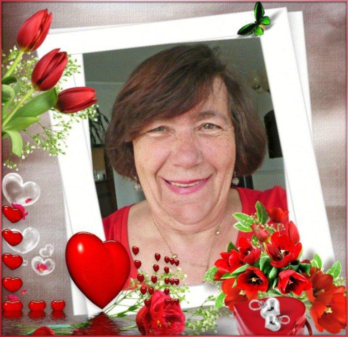 P  TIT  CADEAU  POUR  MON  AMIE  MARIE THERESE  (  CAPUCINE55500  )    (l)