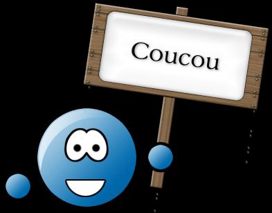COUCOU  DES  GAMINS    (l)   (l)