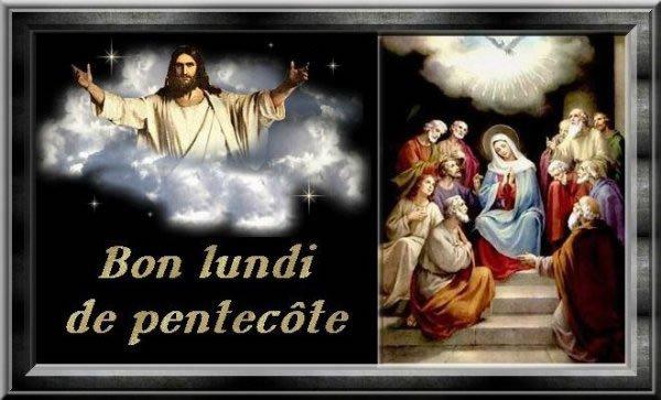 BONNE  FETE  DE  PENTECOTE   (l)