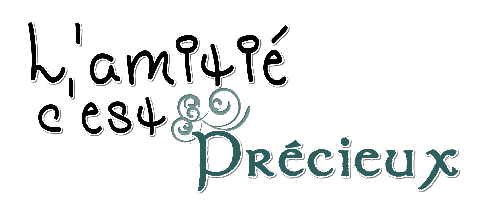 SUPERBE  CADEAU  DE  MON  AMIE  VERO  (  AMINA-PRINCESSE-REVEUSE  )  UN  GRAND  MERCI   (l)
