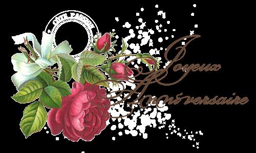 Joyeux Anniversaire A Mon Amie Monique Cachou05 Gros Bisous De