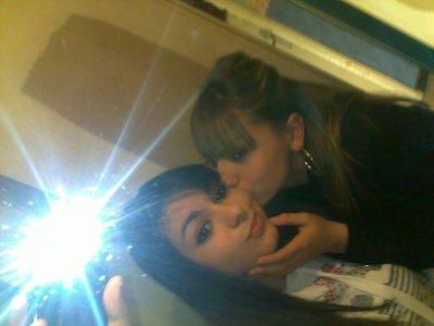 Elle c'est ma vie ma meilleure amie !!