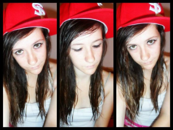 Je ne suis peut être pas belle , mais je ne suis pas superficielle et je sais rester moi-même♥.