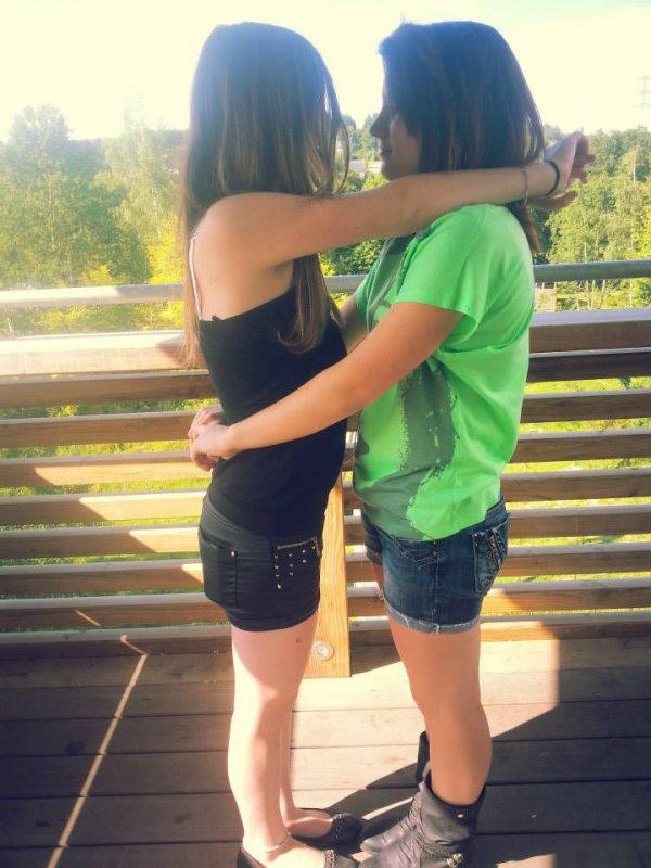 Je t'aime au delà de toutes mes limites! <3