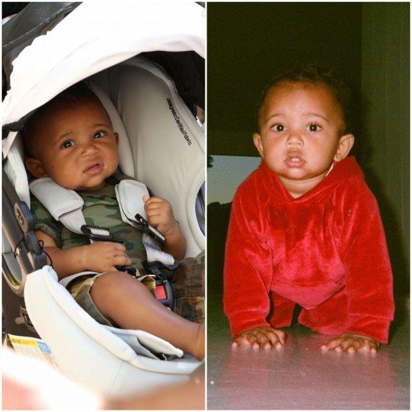 Kim Kardashian & Ses Enfant North & Saint West